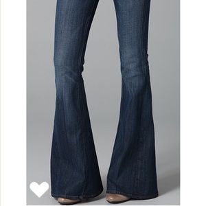 Citizens humanity Angie super flare jeans 30 x 32